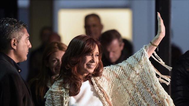 Justicia argentina levanta el secreto fiscal a la familia Kirchner en caso Hotesur