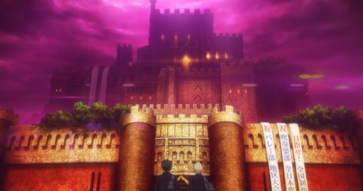 Castelo Do Kamoshida A Primeira Aventura Dos Ladres Em Persona 5 PS3PS4 PlayStation Blast