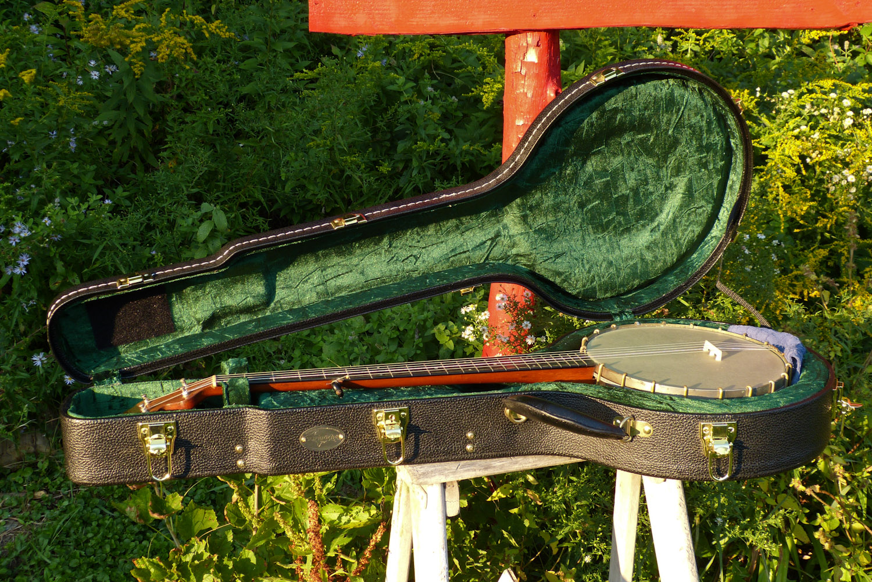 1908 Weymann Openback 5-String Banjo