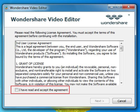 Wondershare Video Editor Software Full Crack Version Free