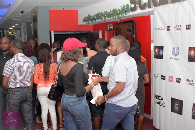 Oxford Gardens movie Lagos Premiere