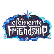 MLP The Elements of Friendship Brushable Figures