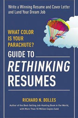 Purchase your copy of Guide to Rethinking Resumes on Amazon.com