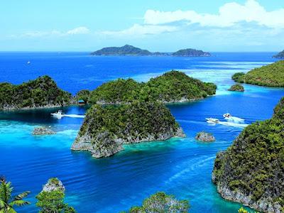 rekomendasi-tempat-romantis-di-indonesia-raja-ampat-papua