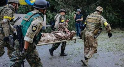 На Донбассе погибли еще 2 украинских военных