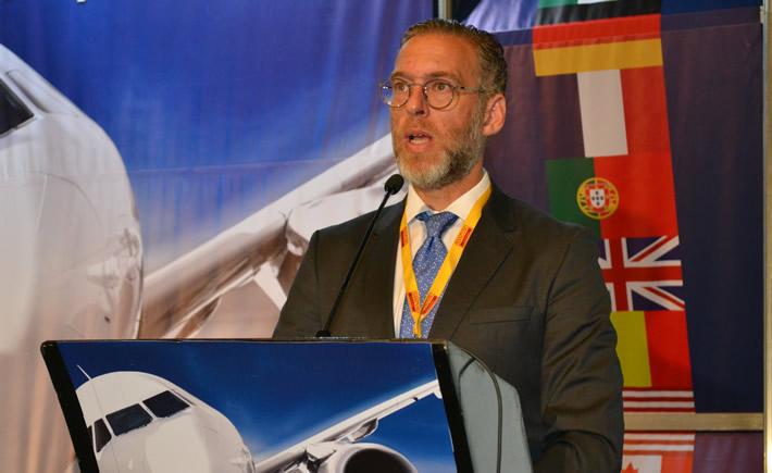 Eventos como el Mexico's Aerospace Summit aportan a la generación de empleos bien remunerados en Querétaro, con la atracción de nuevas empresas a la entidad: Del Prete. (Foto: VI