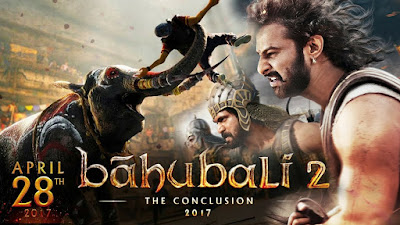 watch Baahubali first look released 2016