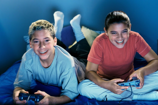 Online Games Can Make Students Being Smart