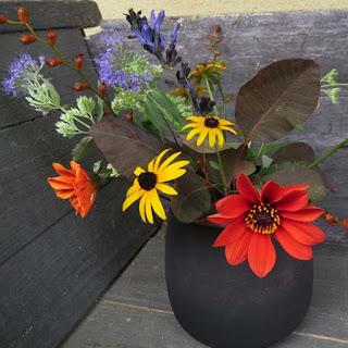 Late Summer Vase