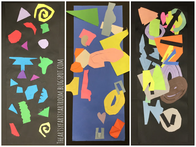 matisse paper cutouts