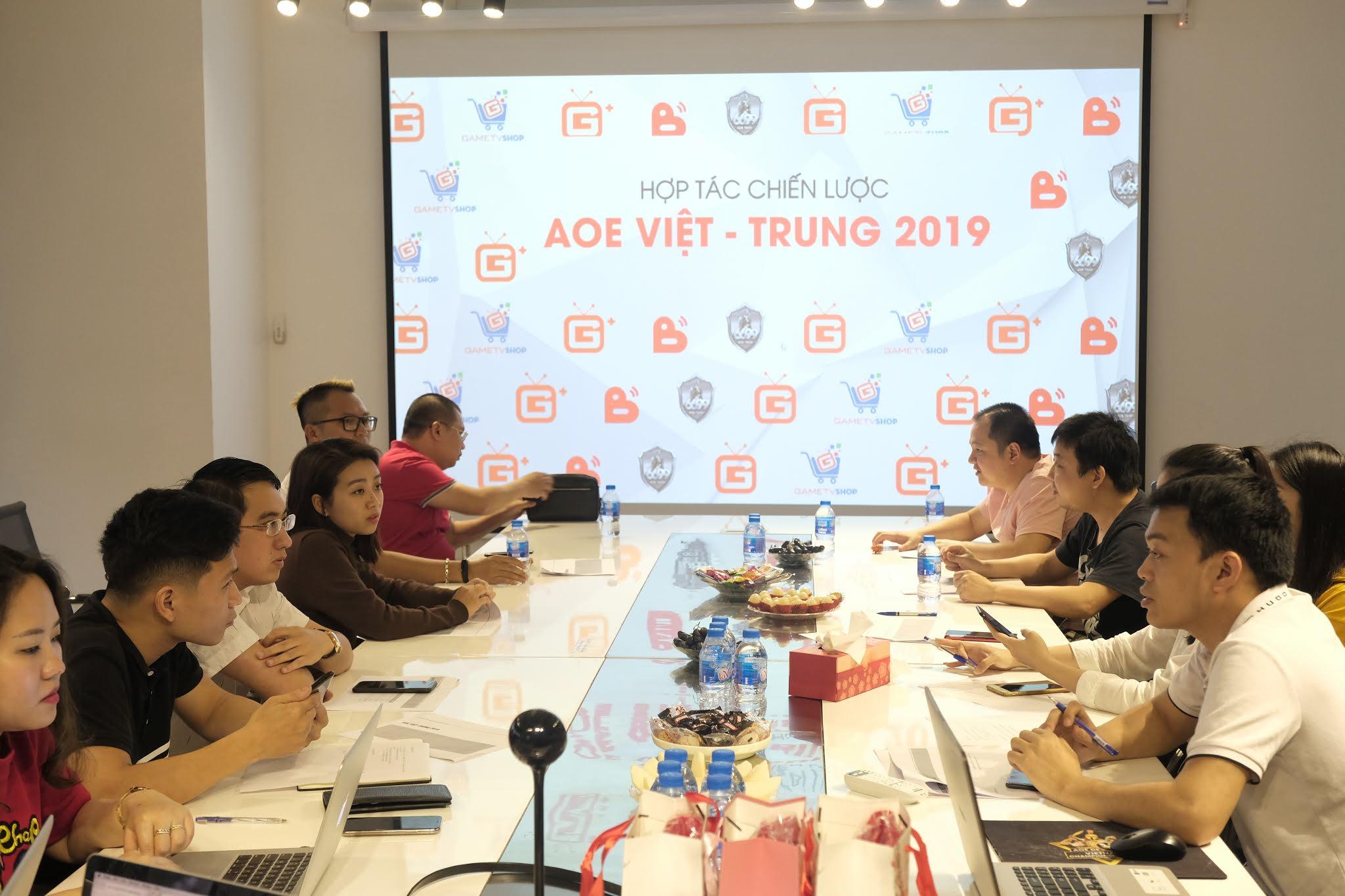 AoE Việt-Trung 2019