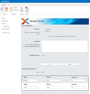 Flexi Task Form