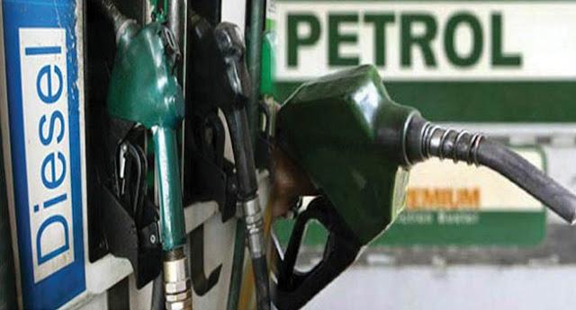 पेट्रोल 2.58 रूपए और डीजल 2.26 रूपए प्रति लीटर महंगा