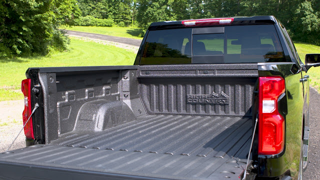 2019 Chevy Silverado 1500 Durabed is the Largest in its Class