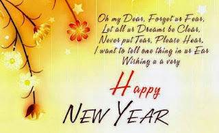 Happy New Year 2018 Messages with Images