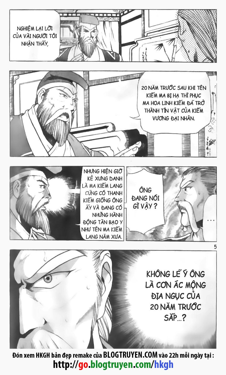 Hiệp Khách Giang Hồ Chap 089