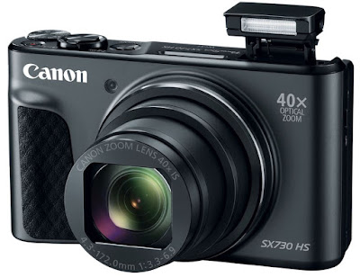 New Canon PowerShot SX730 HS Digital Camera Released