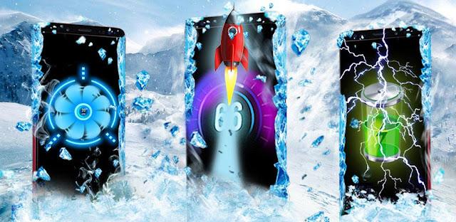 برنامج Cooler Master – CPU Cooler, Phone Cleaner, Booster للأندرويد