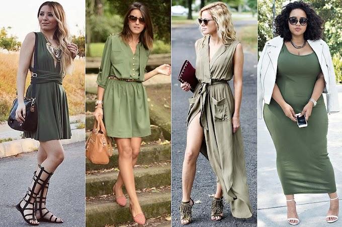 Moda: Verde Militar