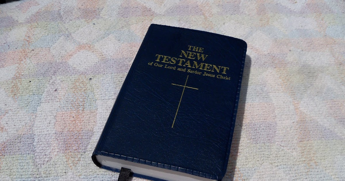 Absolutely No Spin Best Pocket Bible Ever Confraternity Nt