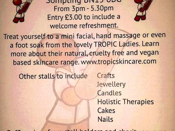 Pampering Mothers Day event in aid of Harvey's Gang
