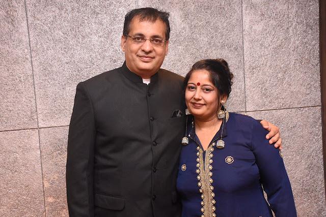 6. Sundeep & Tejaswani Prabhakar from Sanskriti Arts