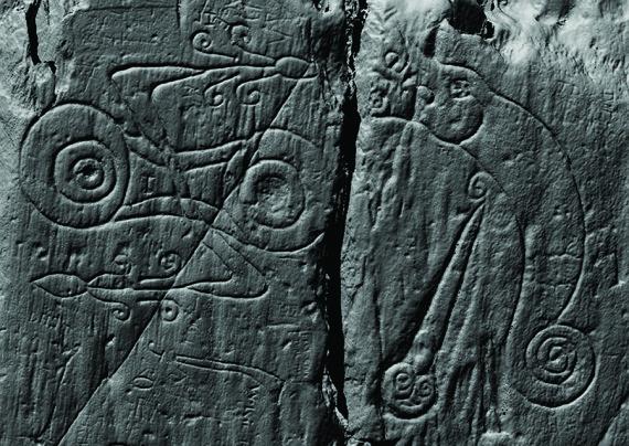 Dark Ages, Britain, Rheged Kingdom
