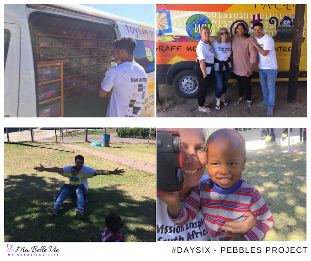 mission inspire, South Africa, Cape Town, travel, world changers, children, Pebbles Project