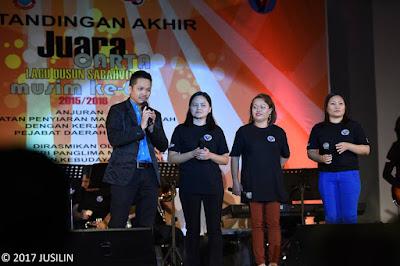 DJ SabahVFM (Dusun)