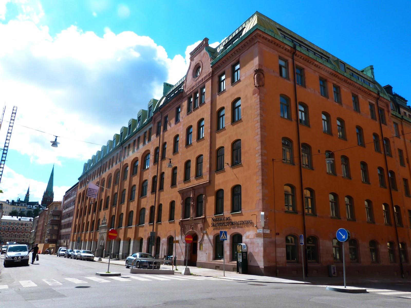 vivre l 39 international premi res impressions de stockholm. Black Bedroom Furniture Sets. Home Design Ideas