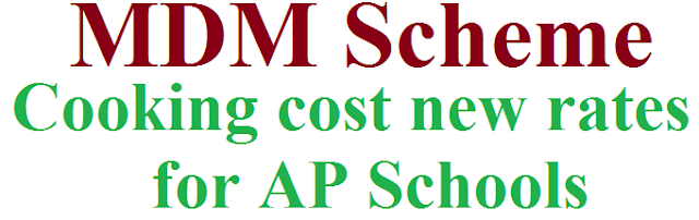 MDM,Cooking cost new rates,AP Schools-GO.31
