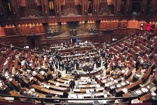 Questione della decisione i redditi dei parlamentari e for Nomi dei politici italiani