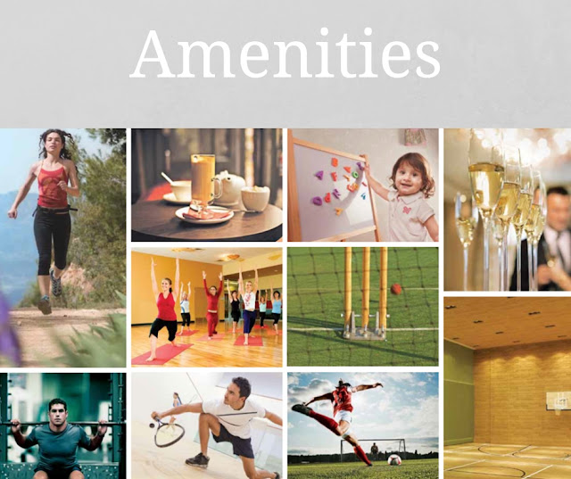 Prestige Willow Tree Amenities, Amenities of Prestige Willow Tree