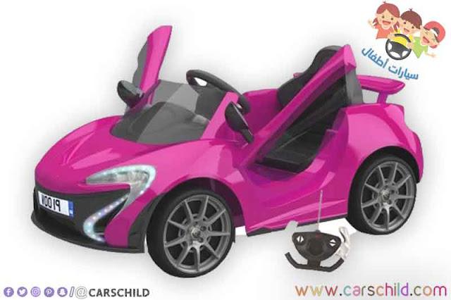 سيارات رياضية للبنات ذات تصميم حقيقي