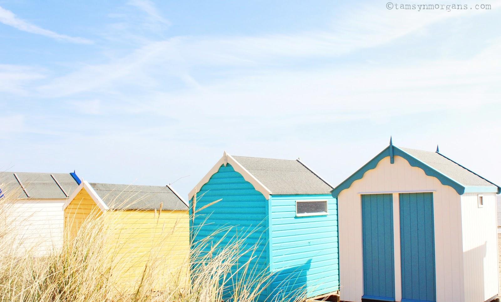 Beautiful Beach Huts
