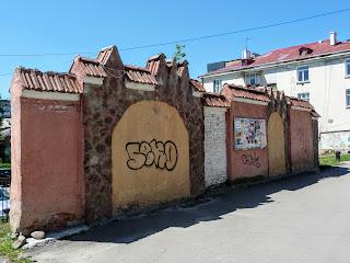 Калуш. Площадь Героев