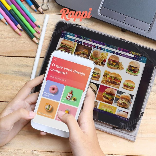 Rappi lança 'shopping center' online