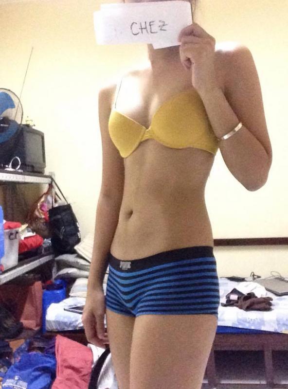 New Brainwash Pinay Scandal Amateur Teen Leaked Nude-7557