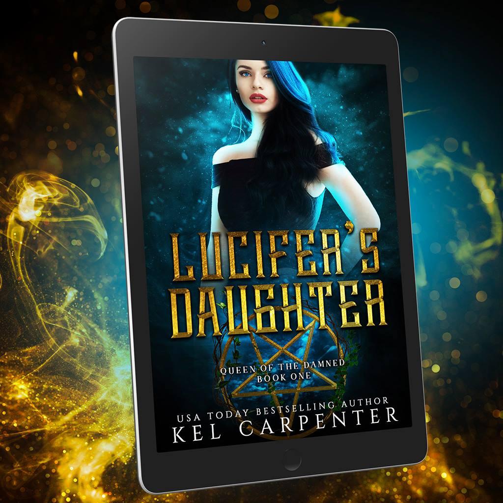 Up 'Til Dawn Book Blog: Release Blitz: Lucifer's Daughter