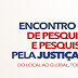 Inscrições abertas para o Encontro Brasileiro de pesquisadores e pesquisadoras pela justiça social
