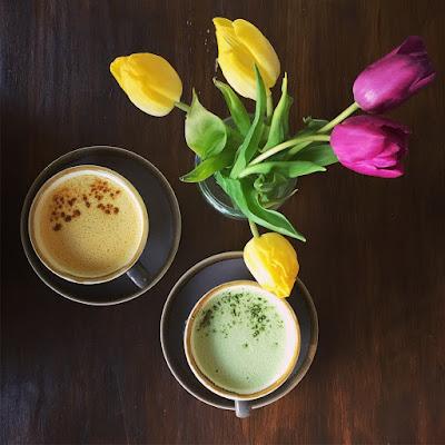 Bonobo lattes Aberdeen - January 2018 - Laura Whispering