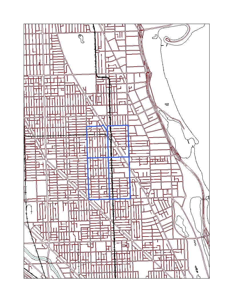 as well as the area immediately around the belmont l stop an area notorious for bad parking here is a map of the area i m comparing wear to