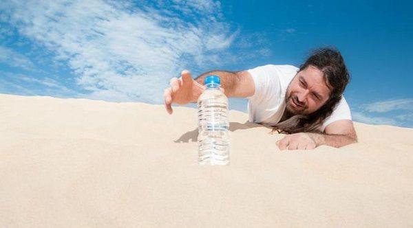Tanda Tubuh Mengalami Dehidrasi