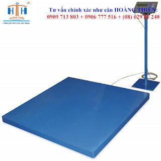 cân sàn điện tử excell 1.5mx1.5m chính hãng