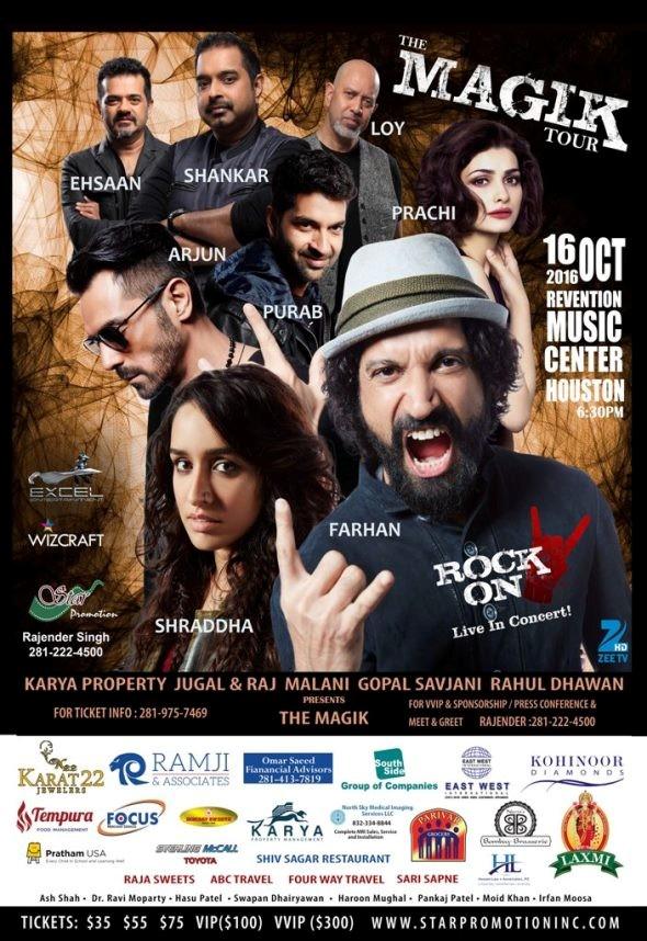 Purab Kohli Live Concert