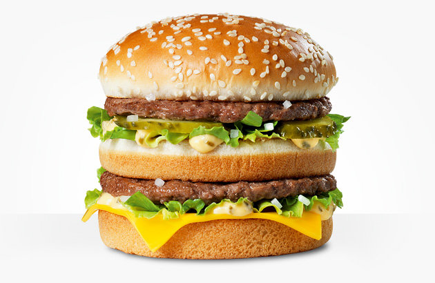 How to make McDonald's Big Mac healthy and tasty?