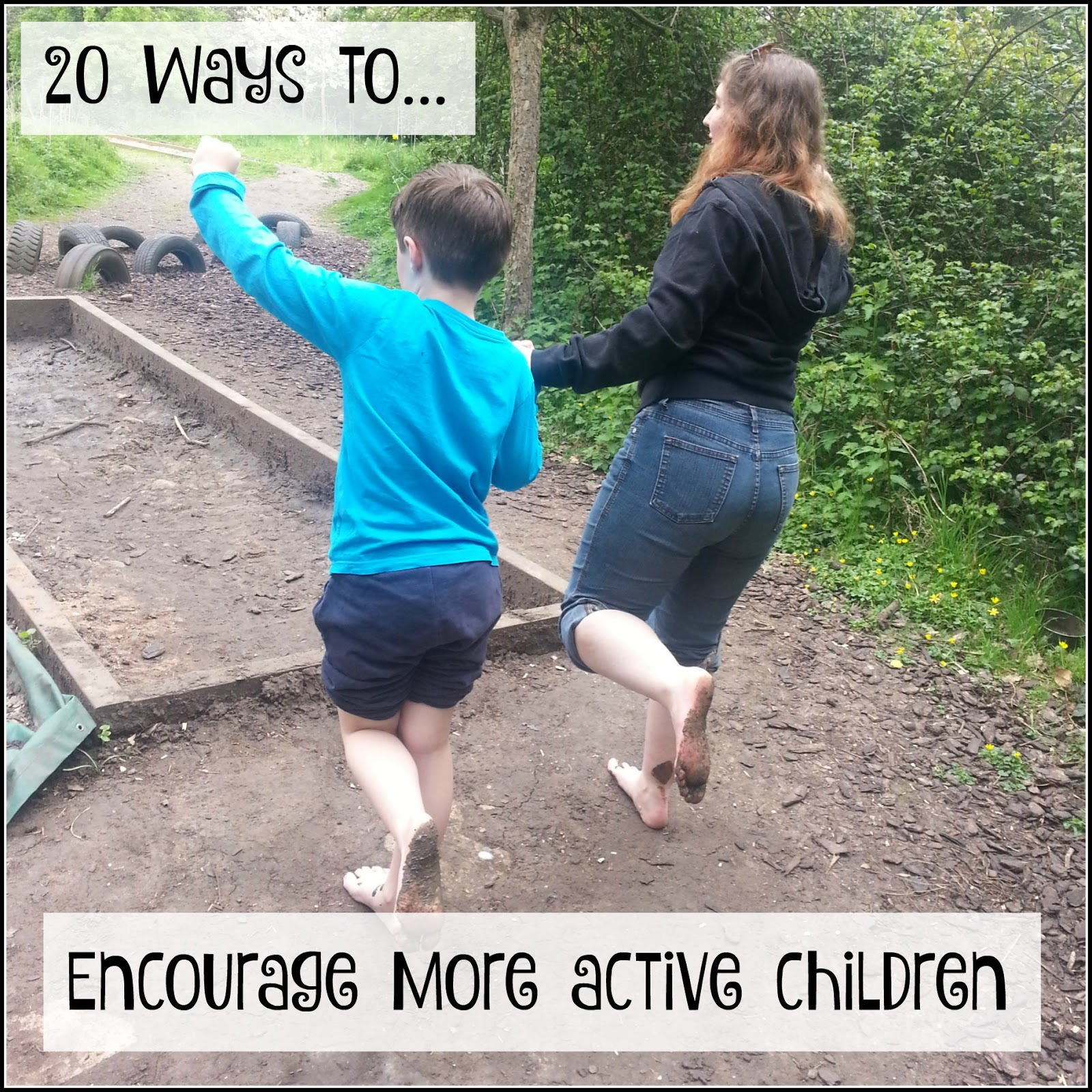 how to make your child active