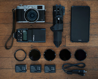 Fujifilm X100 Series, X100T Travel Kit