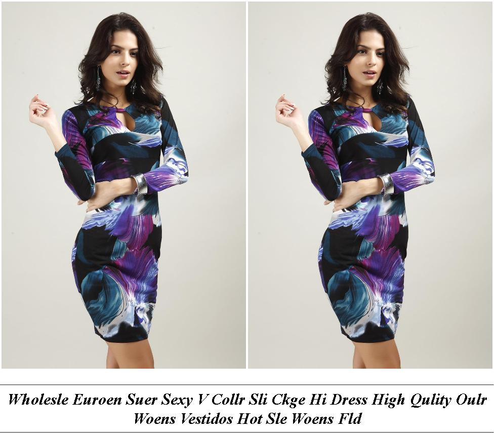 White Dresses For Women - On Sale - Bodycon Dress - Cheap Branded Clothes