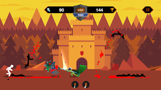 Stick Fight 2 Mod Apk v1.1 [Unlimited Money]